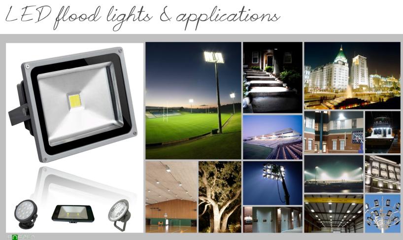 LED proiectoare & app Ensola
