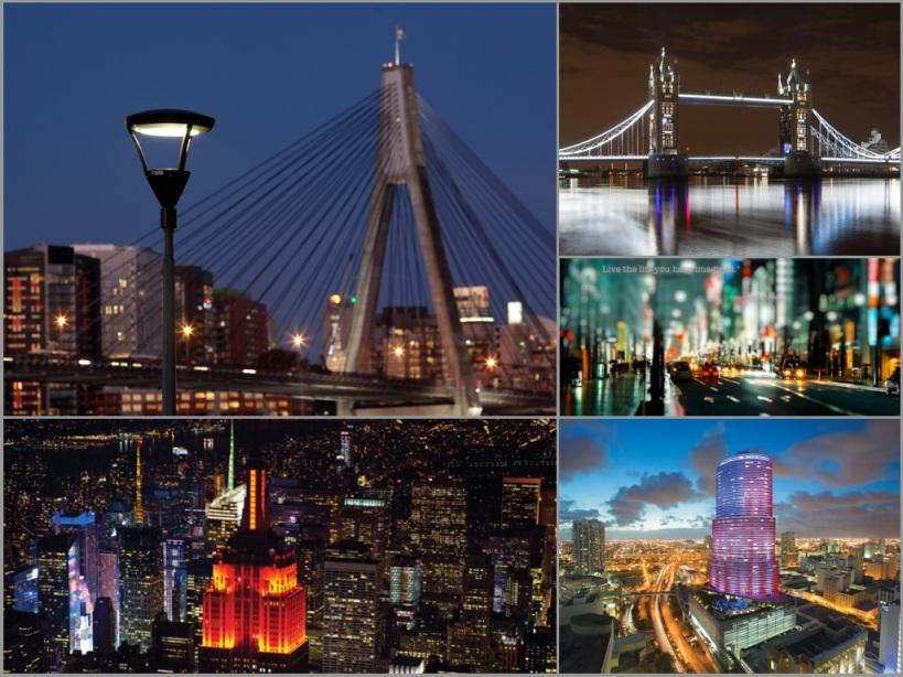 LED Lighting all over the World