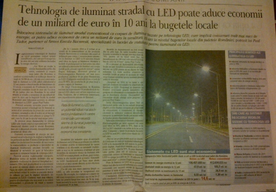 Paul Tudor-ziarul-financiar-ensola-LED-iluminat