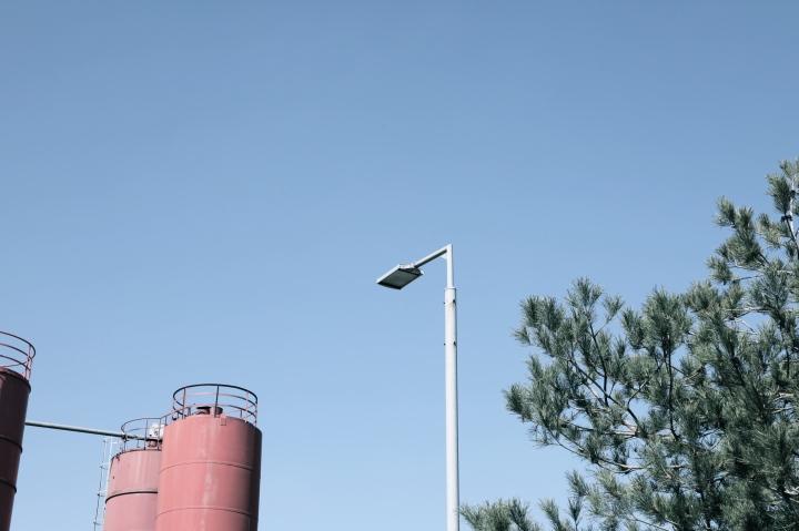 Lampa Stradala LED Ensola