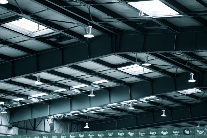 Iluminat LED industrial Ensola