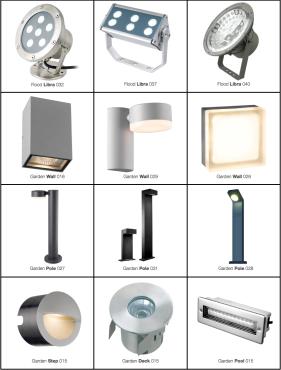 Iluminat Gradina LED