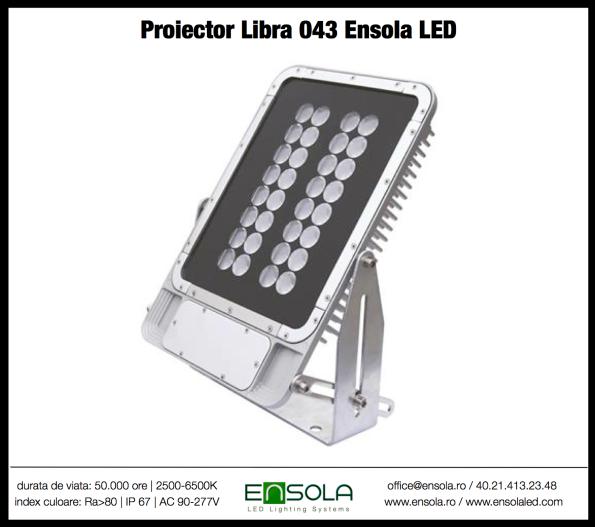 Proiector Libra 043 Ensola LED