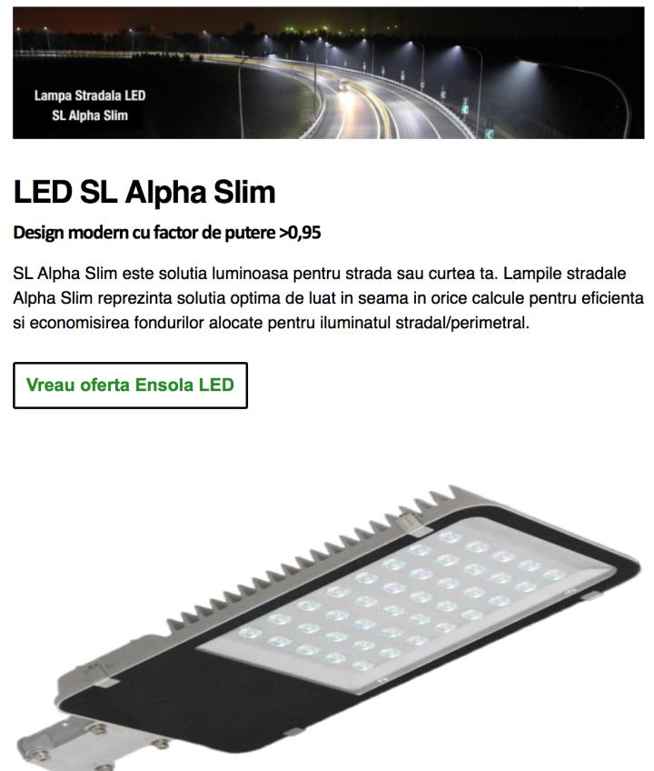 Lampa_stradala_LED_Ensola