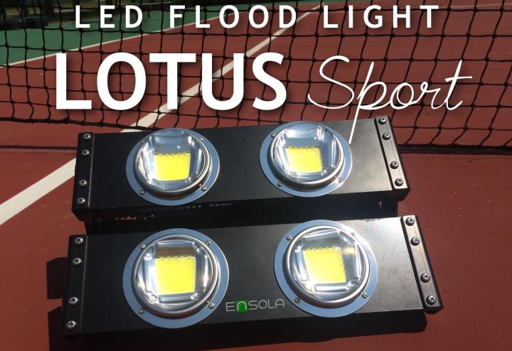 Ensola_LED_Proiector_Lotus_Sport_200W