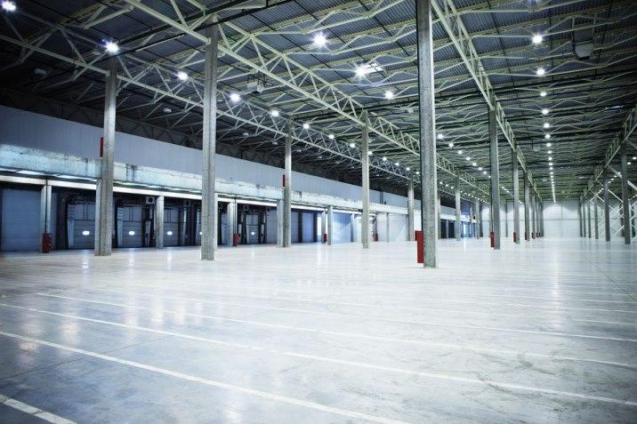 LED_Lampi_Industriale_Iluminat_depozit